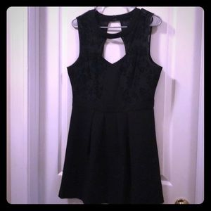 BCBGeneration black cocktail dress